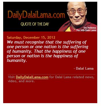 hhdalai lama common humanity