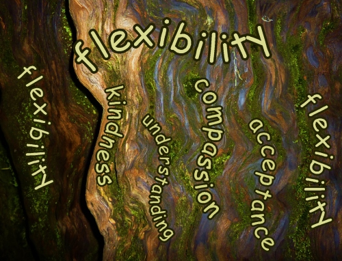 developing flexibility kindness and compassion