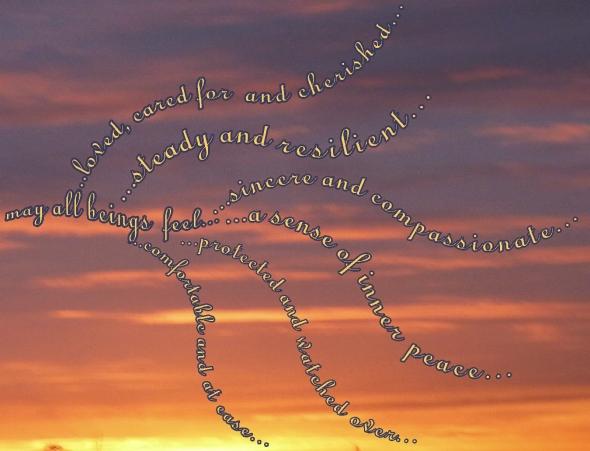 lovingkindness Shantideva and HHDalaiLama new year