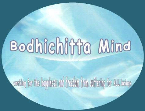 Bodhichitta mind 1